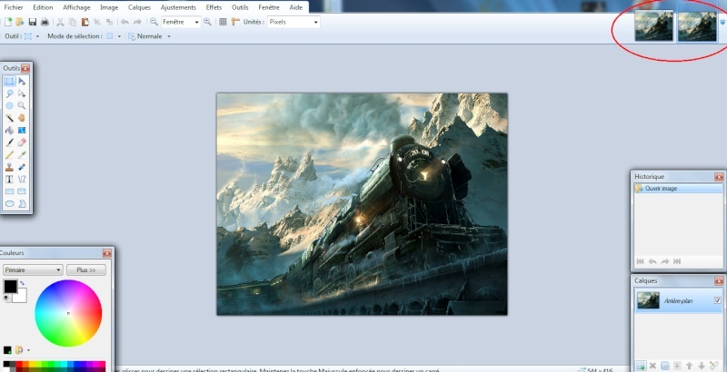 Tutorial pour faire un écran titre en event. Image_12