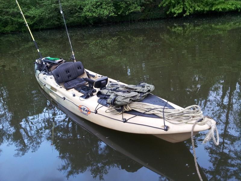Peche en kayak ! 20140438