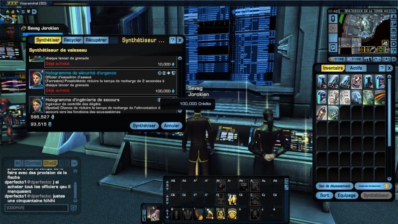 Obtenir des officier de service Synte11