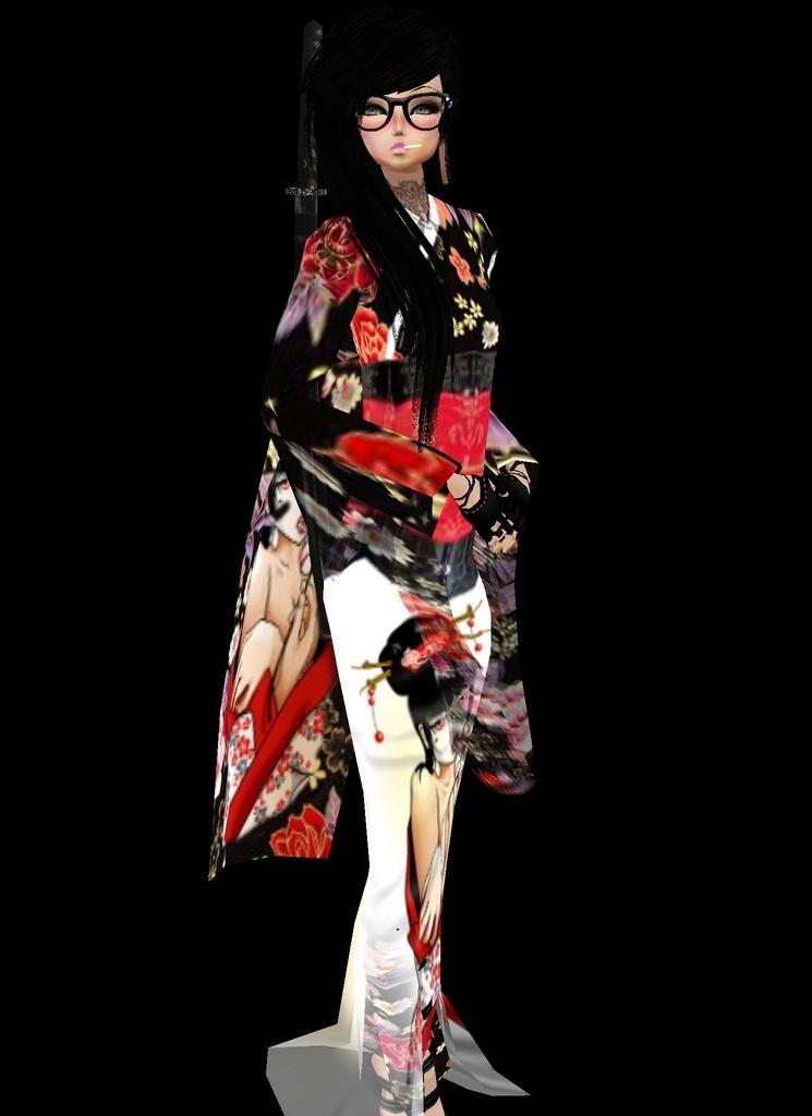 Présentation : Kimura Chisato Chisat14