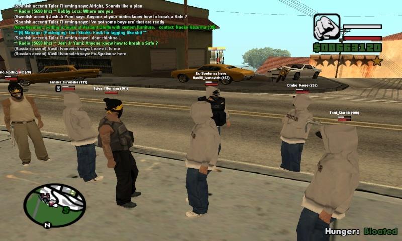 Bank Robbery Sa-mp-12