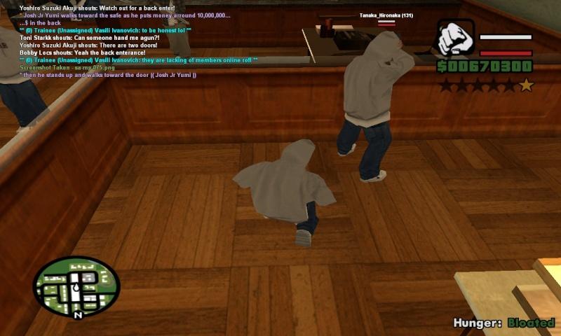Bank Robbery Sa-mp-18