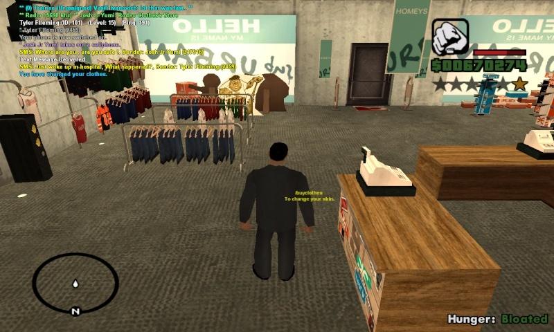 Bank Robbery Sa-mp-21
