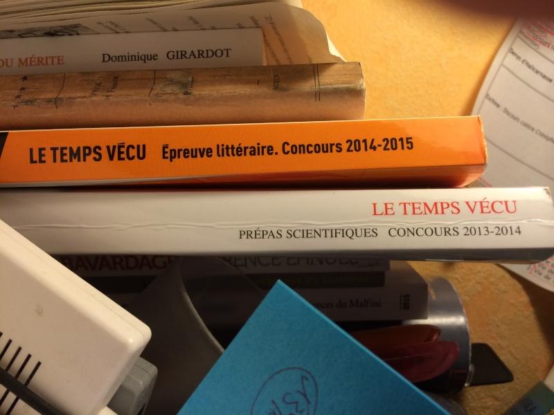 Programme et thème de français en CPGE scientifiques 2014-2016 : La guerre (Eschyle, Clausewitz, Barbusse) Img_7312