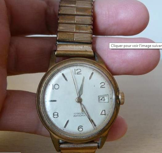 Jaeger - [Ici TOPIC des demandes d'IDENTIFICATION et RENSEIGNEMENTS de vos montres] - Page 38 Photo11