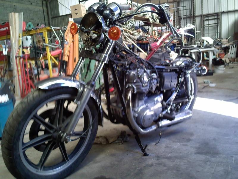 restauration yamaha 650 xs Img22110
