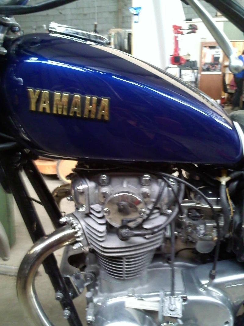 restauration yamaha 650 xs Img26810