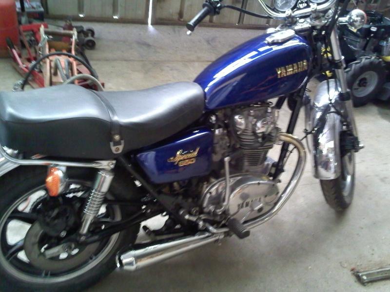 restauration yamaha 650 xs Img27010