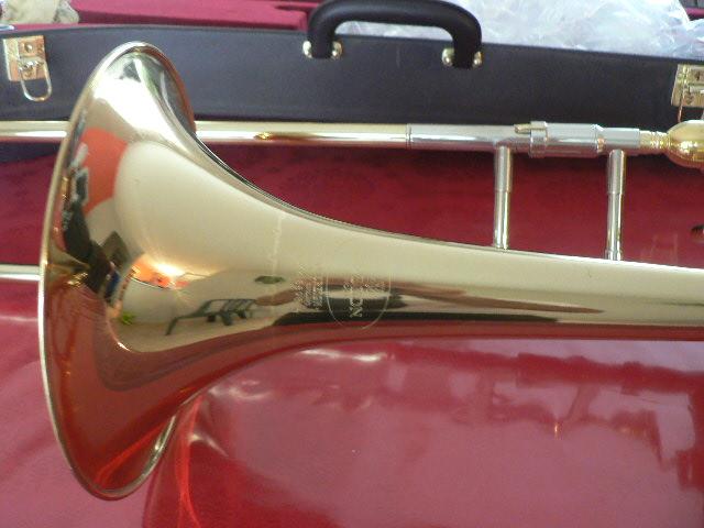 Vends Trombone Ténor Besson 944 Sovereign 1000 euros P1110010
