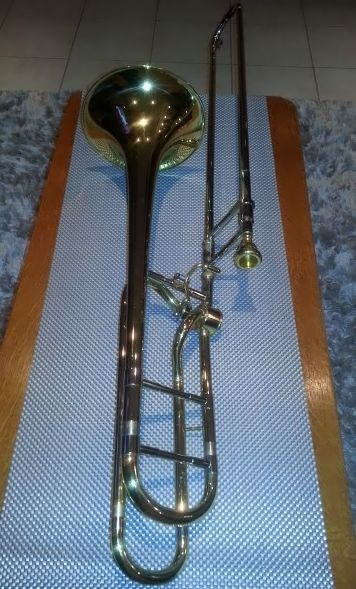 Vends Trombone Ténor Besson 944 Sovereign 1000 euros Vente112