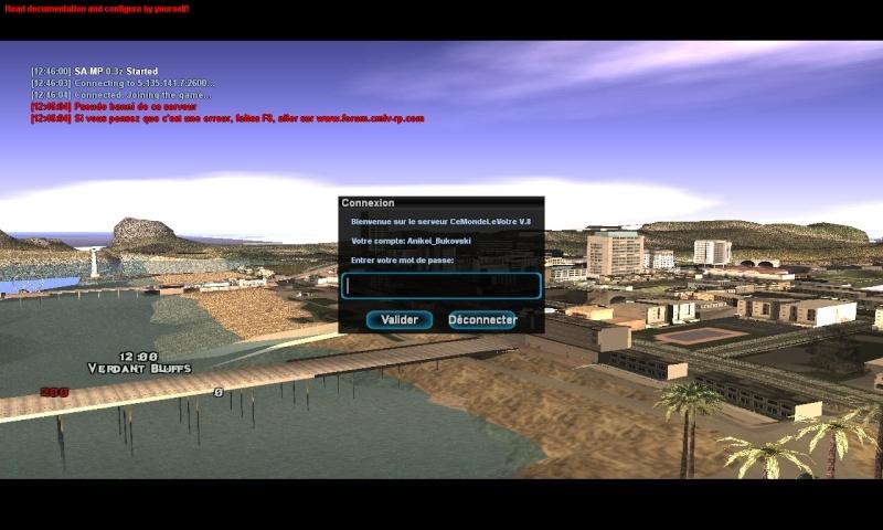 Anikei Bukovski[You are banned from this server] ( BUG ?) Need HR Sa-mp-68
