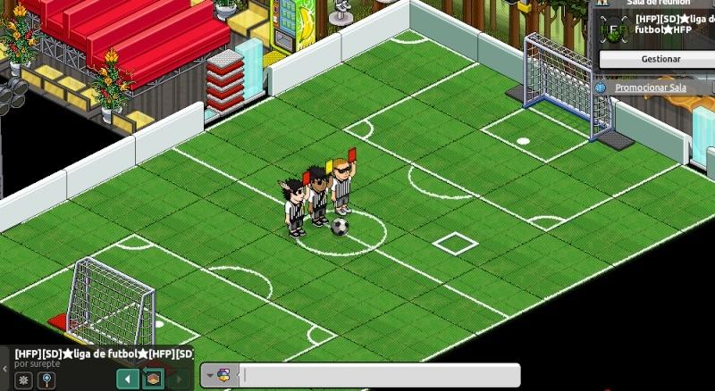 liga de habbo futbol profesional