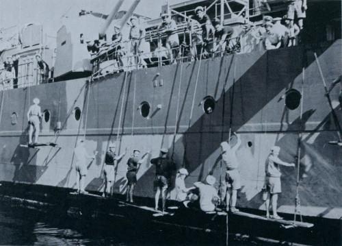 Richelieu au 350 Dakar 1940 -41  - Page 17 Montca10