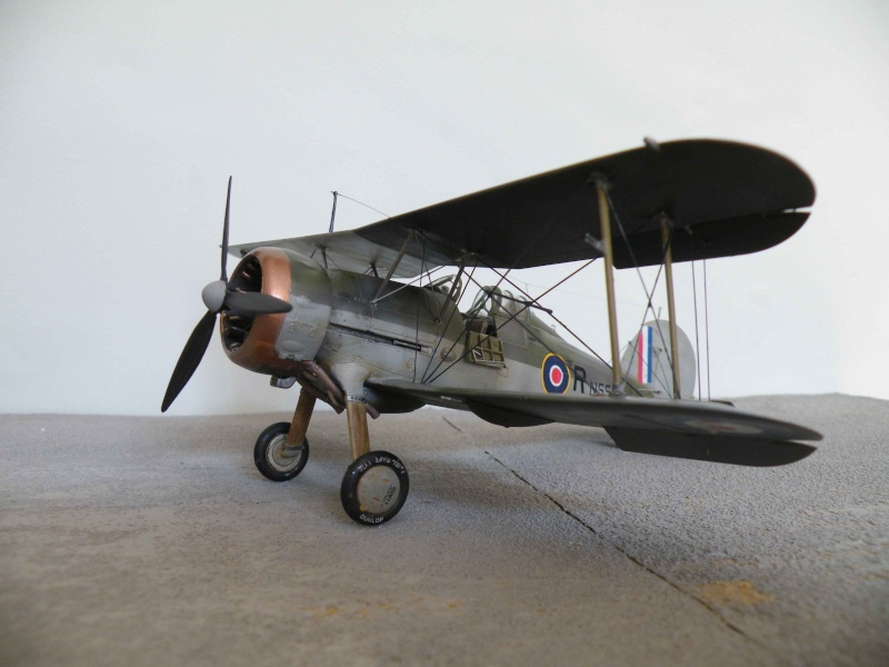 Gloster Sea Gladiator 110