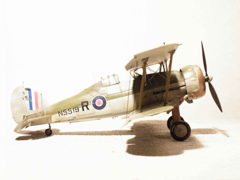Gloster Sea Gladiator 1211