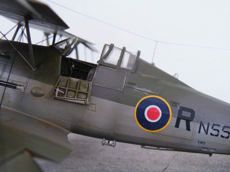 Gloster Sea Gladiator 410