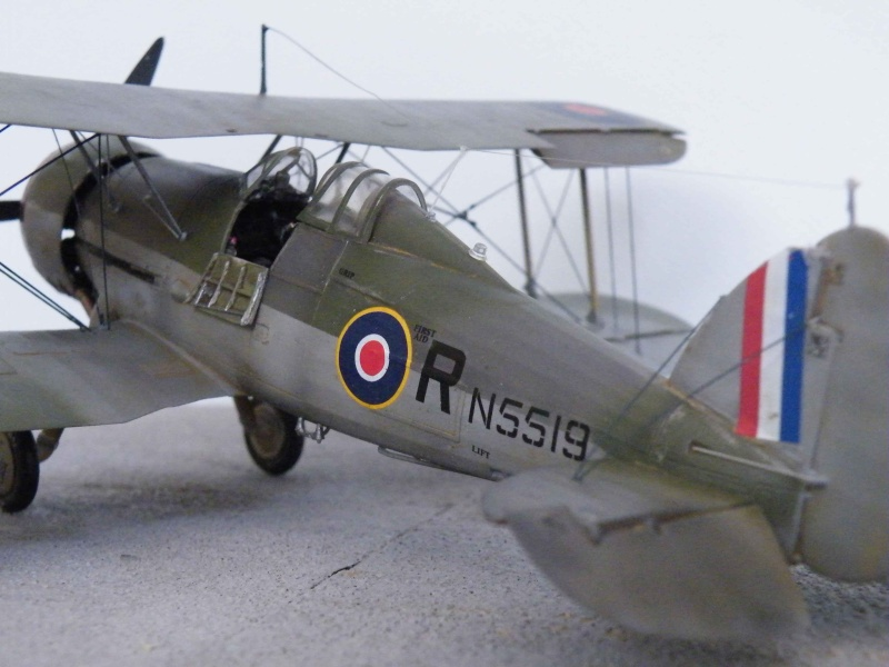 Gloster Sea Gladiator 610