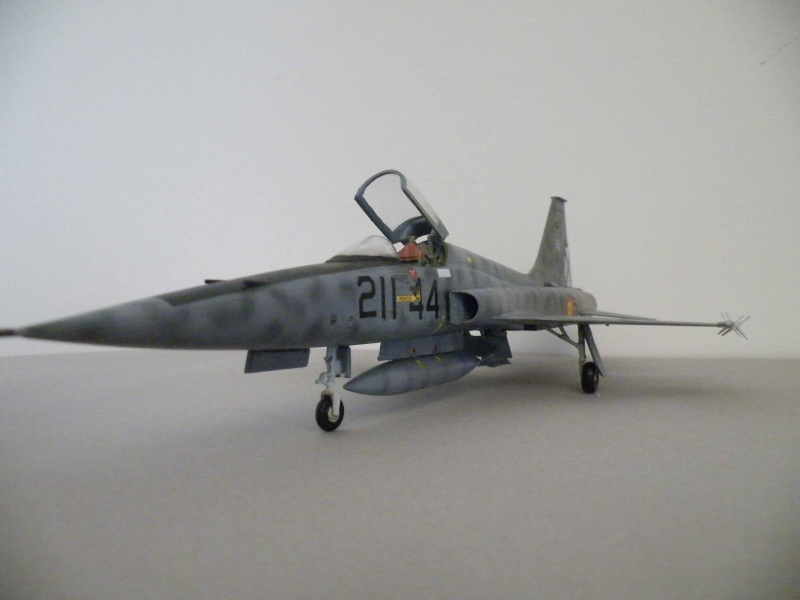 freedom fighter  armata getafe , classic airframe 1/48 Dscf6011