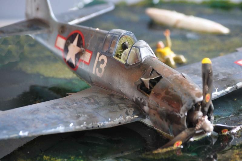diorama 1:48  sauvez le pilote de la noyade!!! Nikon_61