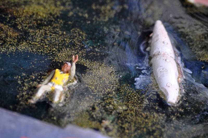 diorama 1:48  sauvez le pilote de la noyade!!! Nikon_63