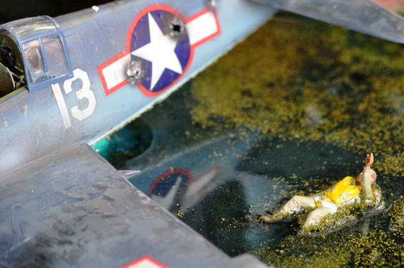diorama 1:48  sauvez le pilote de la noyade!!! Nikon_65