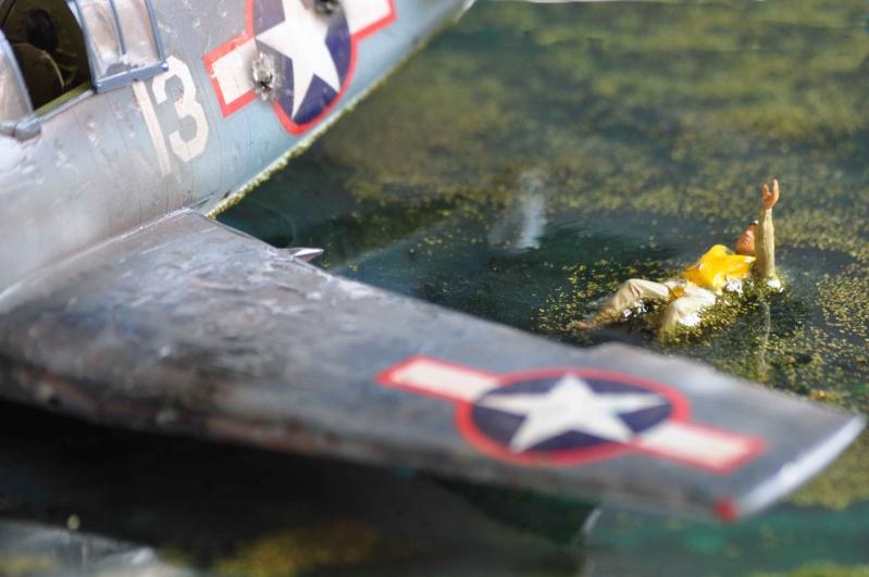 diorama 1:48  sauvez le pilote de la noyade!!! Nikon_71