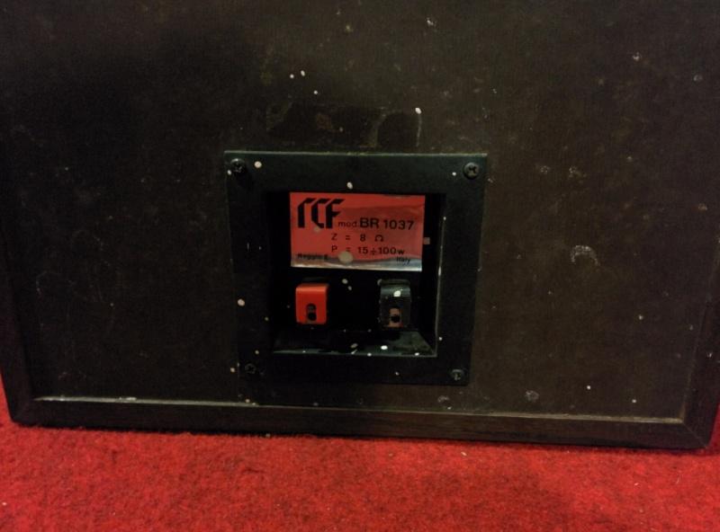 Riutilizzare questi RCF BR 1037? Img_2012