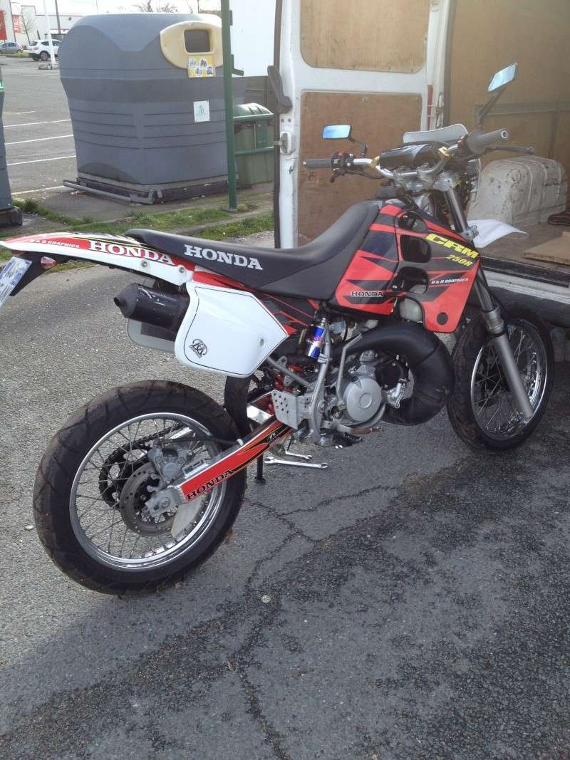 Honda Crm 125 1997 Img_0012