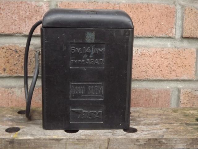 batterie pour BSA Batter10