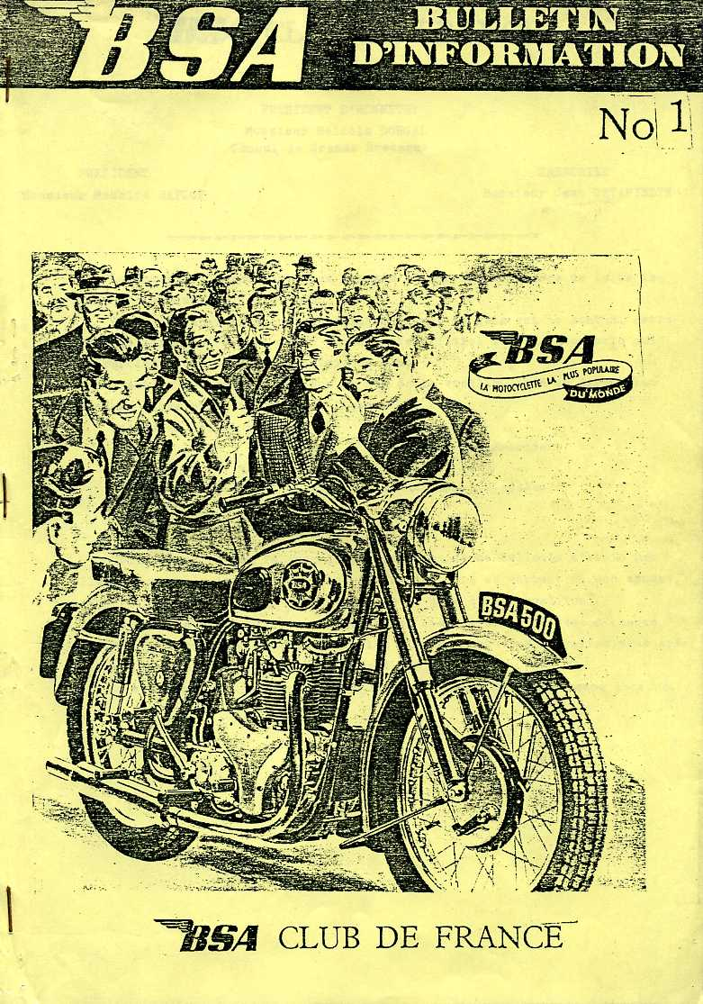 BSA club France?? - Page 7 Couver10