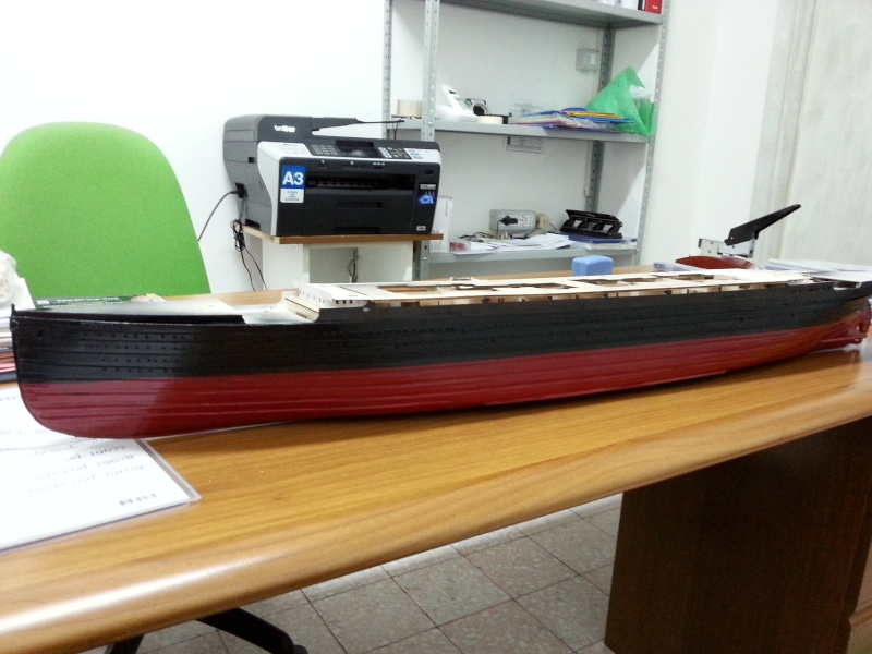 RMS Titanic - Hachette 20140210