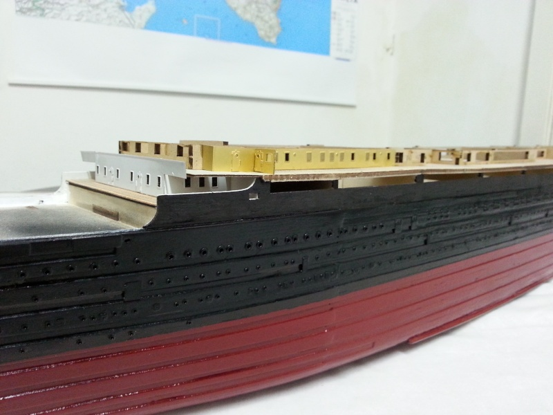 RMS Titanic - Hachette 20140310