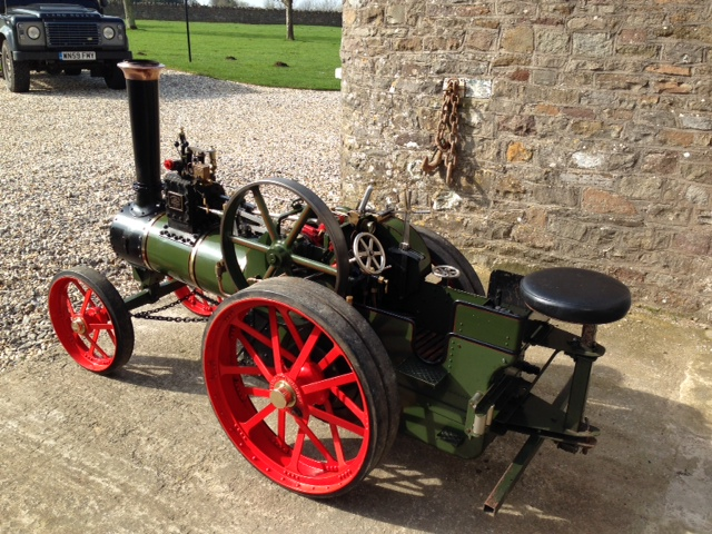 Burrell Single Cylinder 4inch for Sale Image_17