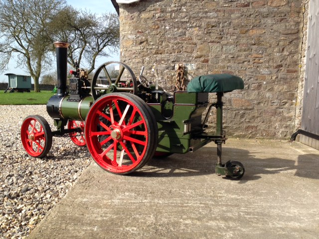 Burrell Single Cylinder 4inch for Sale Image_21
