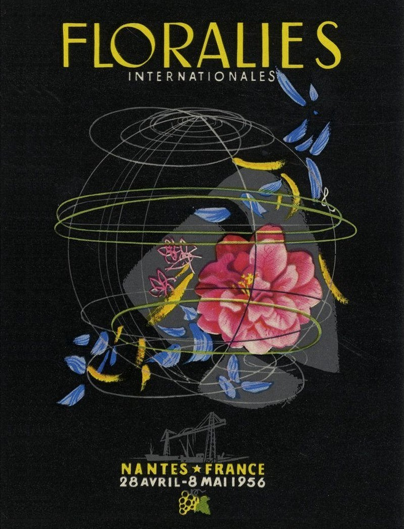 LES FLORALIES INTERNATIONALES DE NANTES Floral10