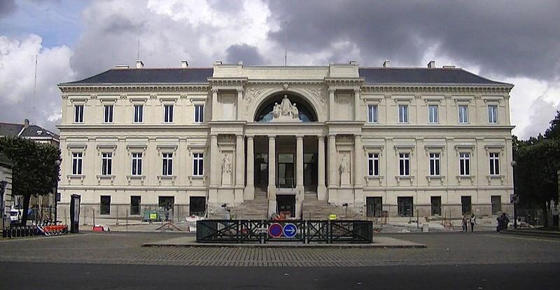LES PALAIS DE JUSTICE DE NANTES Palais11