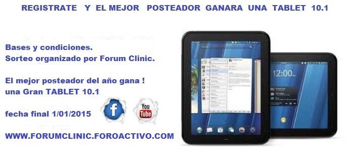 Sorteo Tablet 10.1  Sorteo11