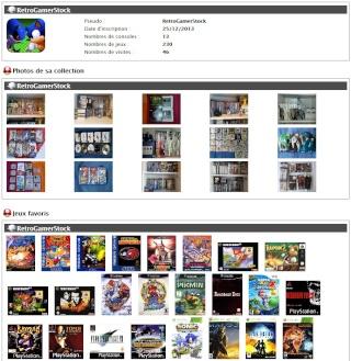 Gérer votre collection de jeux vidéo retro Profil10