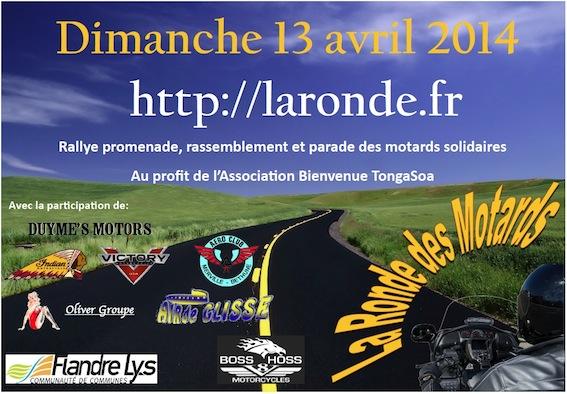 La Ronde des Motards Flyers11