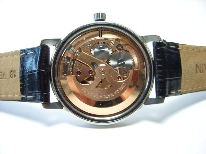 Jaeger - Montre années 60 - Omega Seamaster / Jaeger Lecoultre 9db5ed11