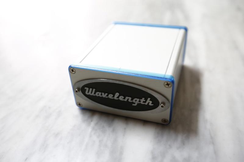 Wavelength HS Wavelink Usb To SPDIF Converter Sold!! Wavele12