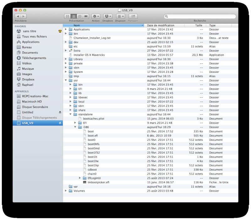 Tuto: OS X 10.8.4 sur  HP DV6 3075sf.  - Page 3 Captur11
