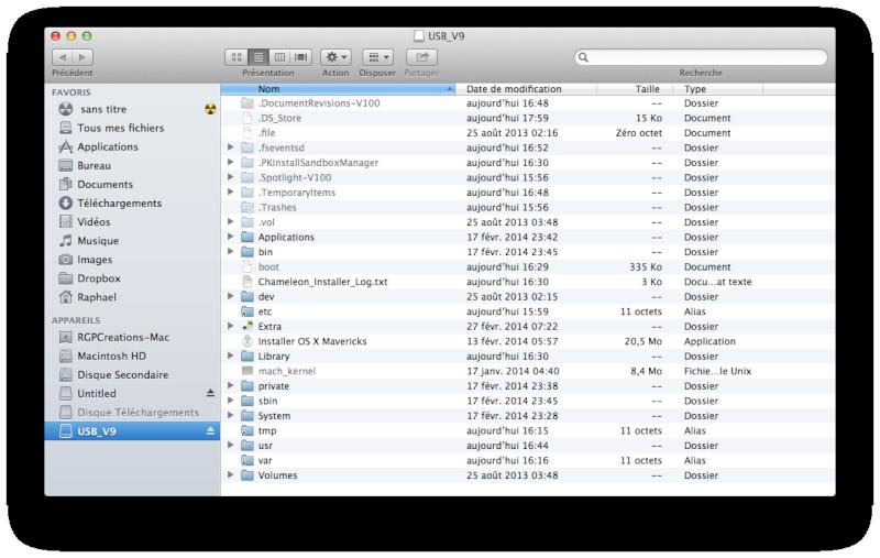 Tuto: OS X 10.8.4 sur  HP DV6 3075sf.  - Page 4 Captur12