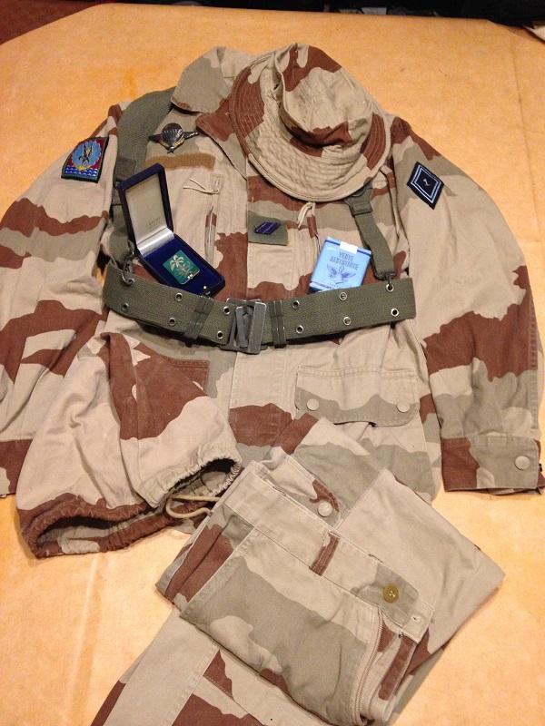 Caporal du 1 RHP au Koweït  Img_0218