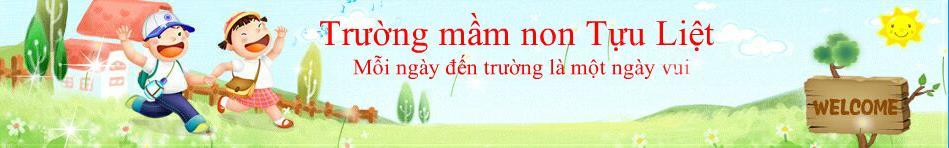 Trường mầm non Tựu Liệt xã Tam Hiệp
