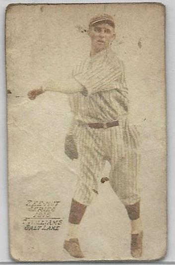 Images for 1915 Zeenut (1915) Williams (Claude) #136 Claude15