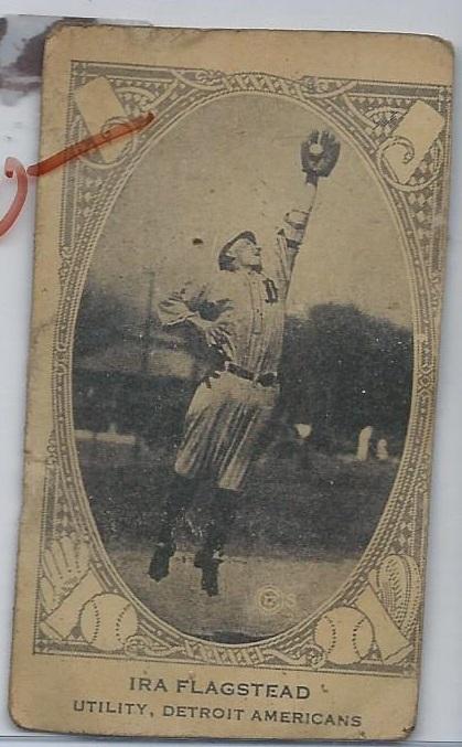 Images for 1915 Zeenut (1915) Williams (Claude) #136 Ira_fl10