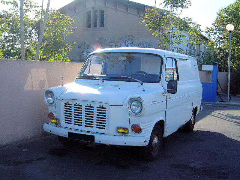 [Mk1] 1974 diesel Fourgon FT100... le voici  Ford12