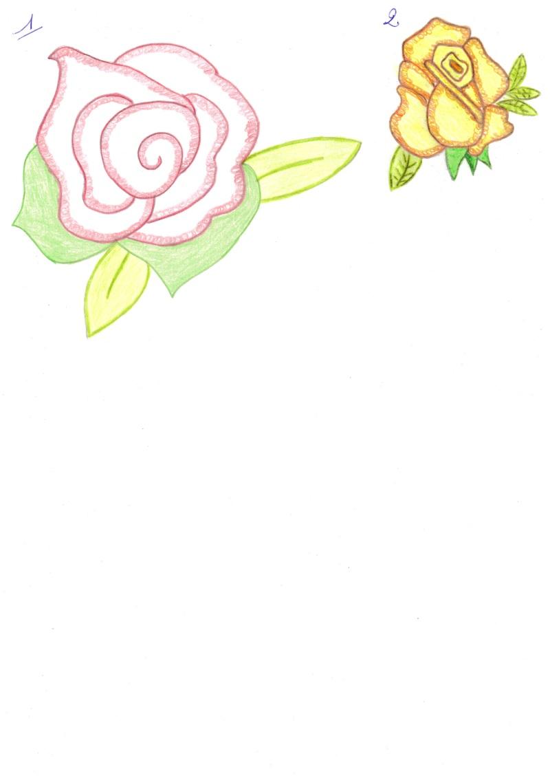 Mes essais dans le dessin ...  2014-011