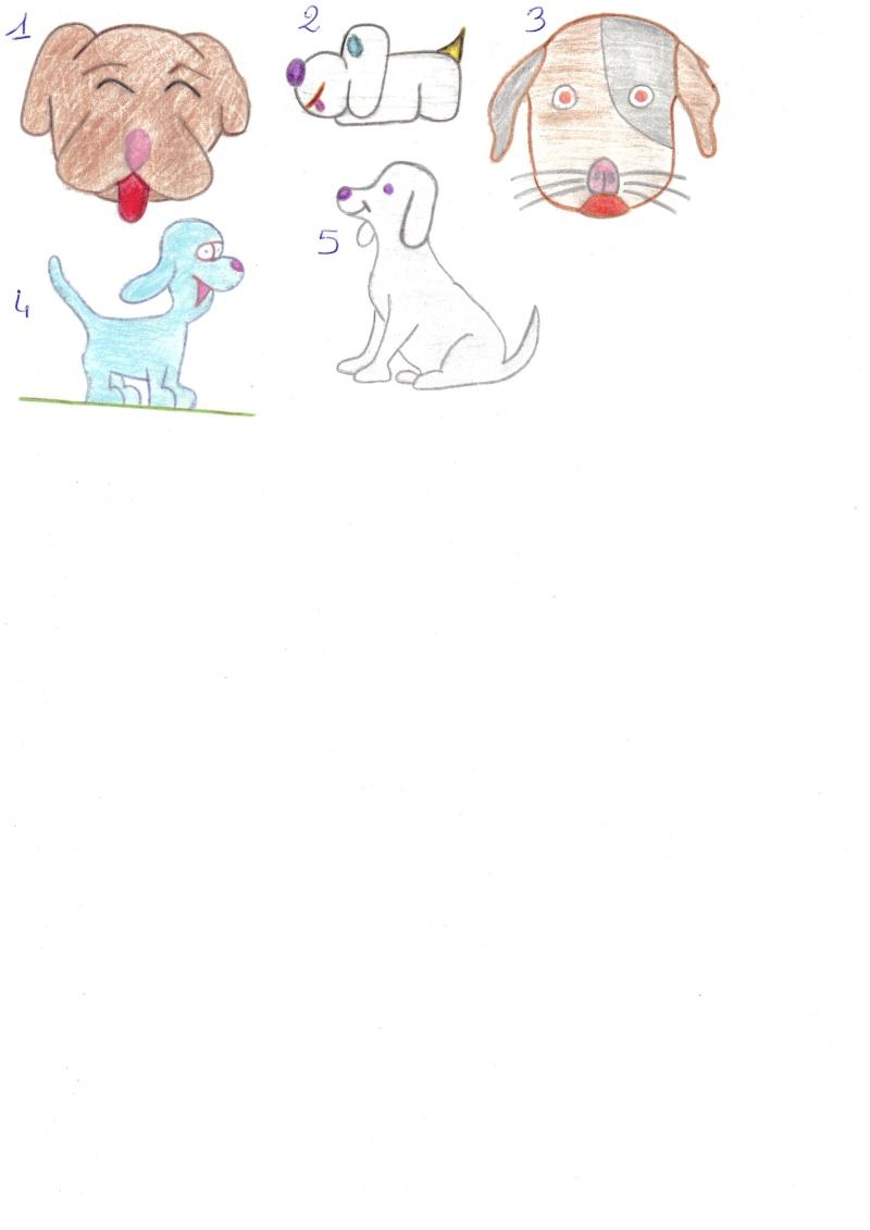 Mes essais dans le dessin ...  2014-012